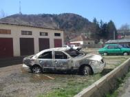 MERCEDES INCENDIAT